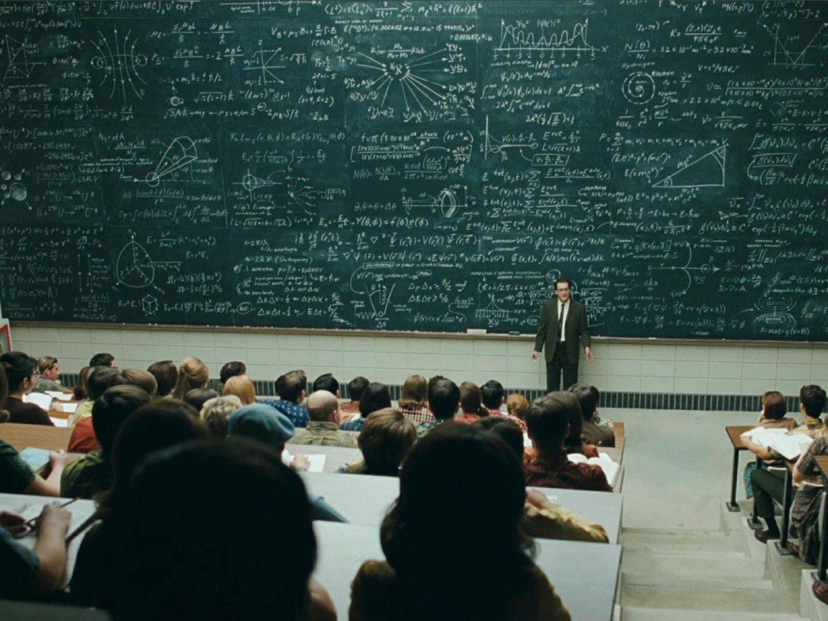 Profesor ante audiencia